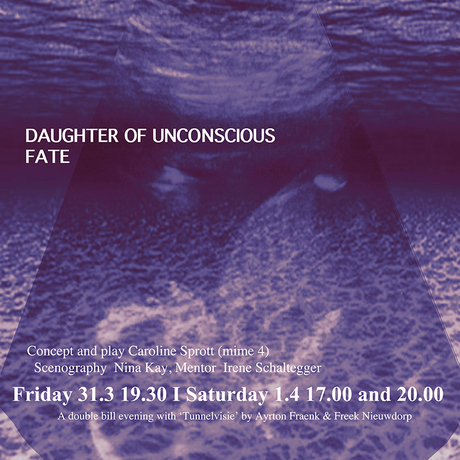 Daughter of unconscious fate