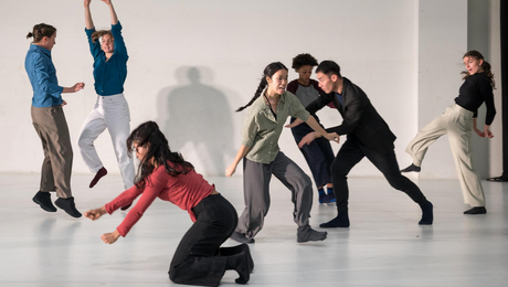 Expanded Contemporary Dance