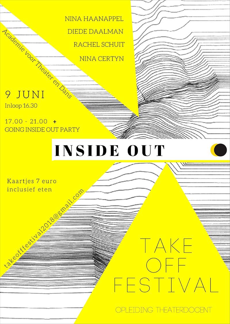 take off inside out lichting 2018 academie voor theater en dans